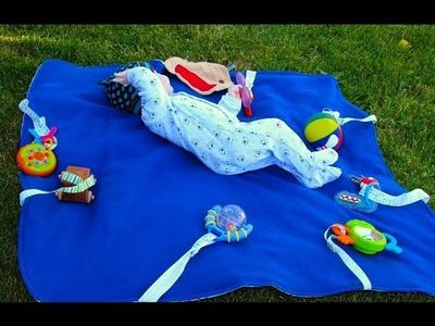 Great Outdoor Baby Blanket