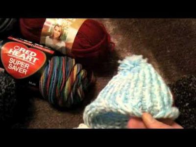 How to Loom Knit: Yarn Basics