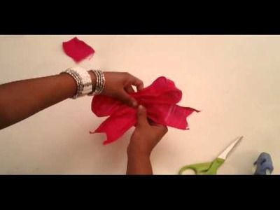 Miss Kris DIY: How To Tie A Bow