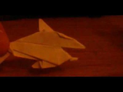 Origami Tiburón