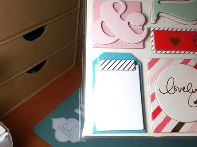 Scrapbooking Haul March 2015-A Cherry on Top