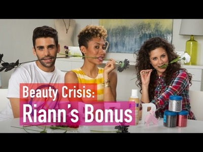 A Glittery Sorority Craft Project with YouTube DIY Expert Riann Star – Teen Vogue