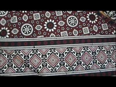 Ajrak (Sindh Arts & Crafts)