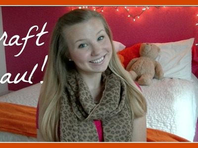 ♡ Craft Haul! ♡ + Missionary care package supplies