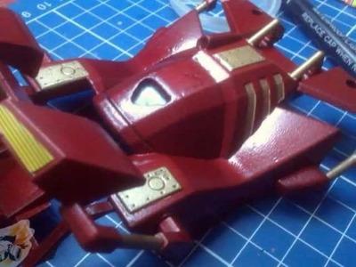 Crafting - Making Ironman MKV (Brocken Gigant Kit)