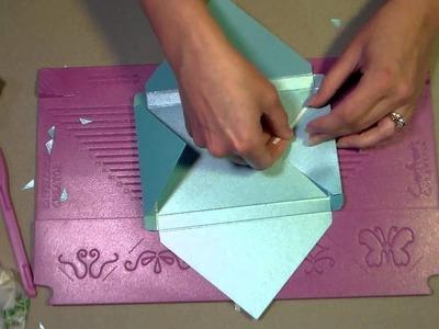 Envelobox box and emboss tutorial