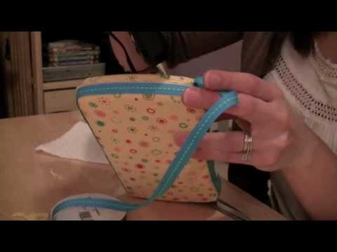 Feelin' Crafty?: Personalized Travel Baby Wipe Case