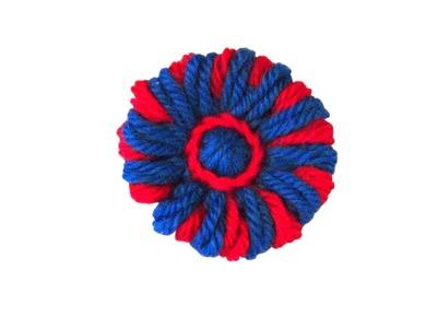 Flower Loom Techniques - Disc Flowers