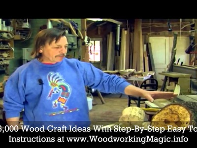 GREAT Wood Craft Ideas - Fun Ideas for Wood Craft Projects - Plans and Instructions