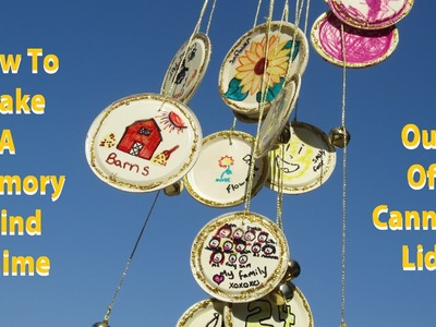 How To Make A Memory Wind Chime