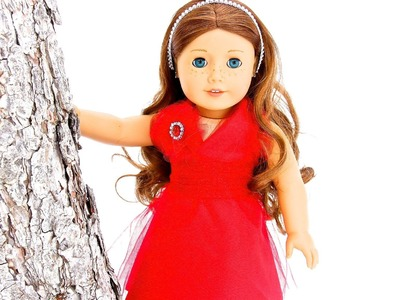 How to Make a No-Sew Doll Dress with Optional Sewing - Doll Crafts