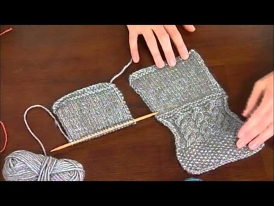 Knitting Daily TV Yarn Spotlight, Episode 1010 - A New Spin on Luxury