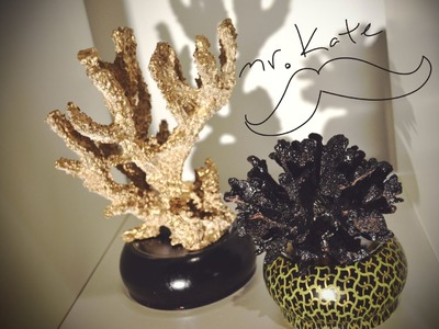 Mr. Kate DIY Coral Decor
