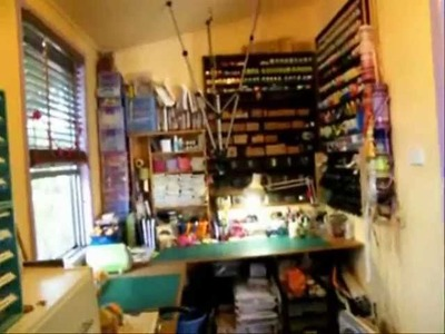 My craft space
