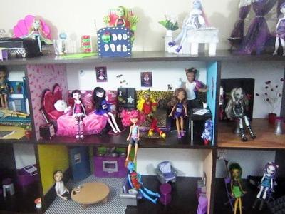 My Monster High Doll House: 2014