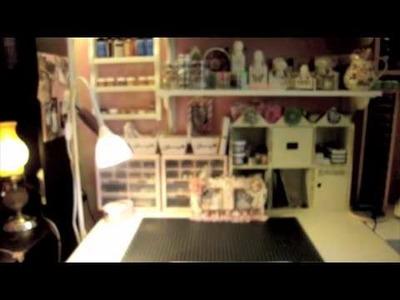 My Shabby Chic Craft Studio Part 4