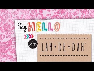 New: La De Dah Scrapbooking
