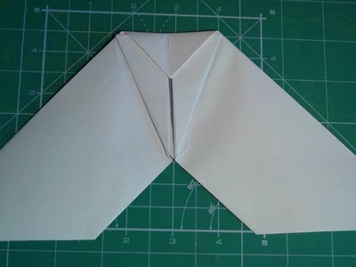 Paper Flying Wing Tutorial