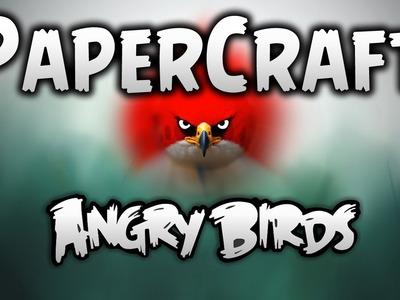 PAPERCRAFT s Kiki a Keou - Angry Birds