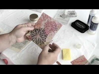 Resin Paper Tutorial