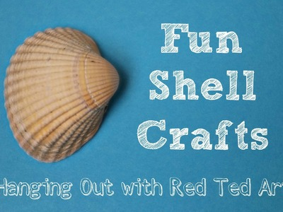 Shell Craft Ideas