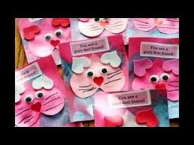 Toddler Valentine Craft Ideas