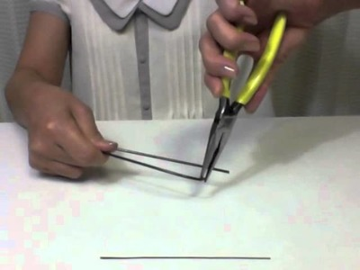 Wire Craft One Point Lesson 1
