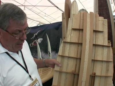 Wood Surfboard Supply @ Sacred Craft Summer 2010