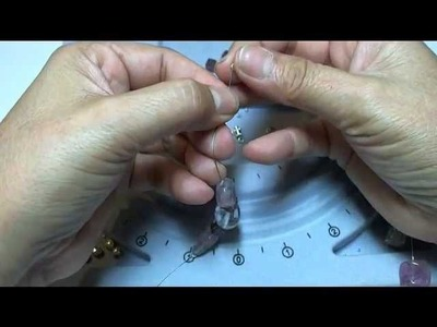 #Bead necklaces - How to (part two)
