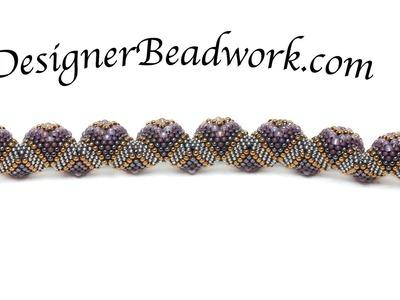 Beaded Jewelry Making Tutorials - Introducing DesignerBeadwork