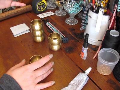 Bracelet display - diy