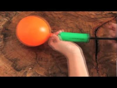 Craft Club's Balloon Fish Video
