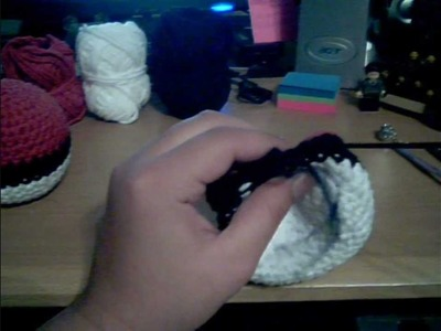 Crafting Corner: How to Crochet a Pokeball pt 3