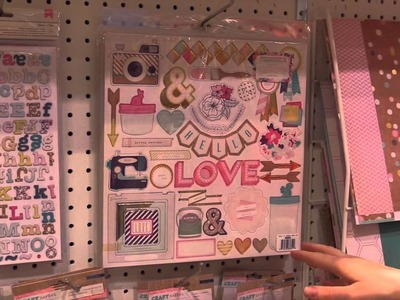Crate Paper - Craft Market Collection - CHA 2015