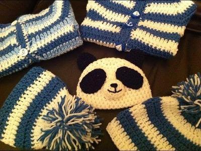 Crochet showcase| Haylees hats| Nov 14th
