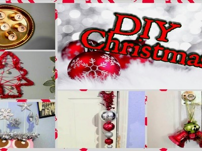❄  DIY: 5 HoliDIY Christmas Gifts And Decorations # 2!! ❄