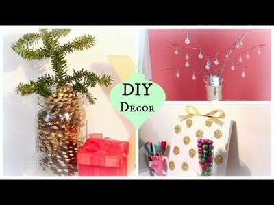 DIY Holiday Decor!