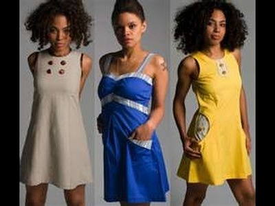 DIY HOW TO MAKE YOUR OLD DRESS TO A NEW DRESS EASY