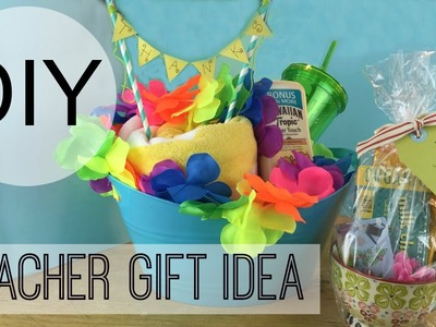 DIY Teacher Gift Ideas | by Michele Baratta