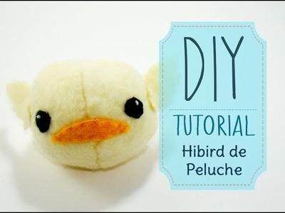 [DIY] Tutorial - Peluche de Hibird.Hibird Plush [Katekyo Hitman Reborn!]