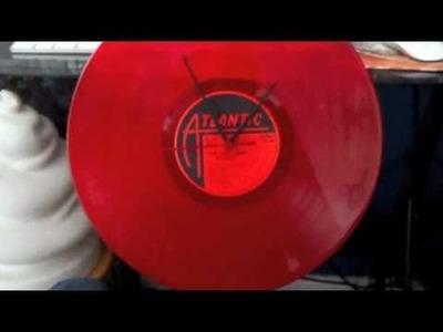 DIY vinyl clock make your own record clock