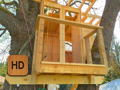 How To Build A Treehouse | 30 Wranglerstar