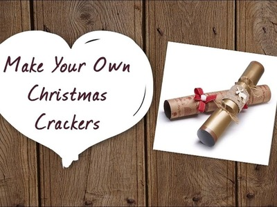 How To Make your own Christmas Crackers | Hobbycraft