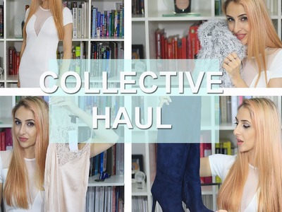 HUGE Collective Haul - Zara, Missguided, Forever21