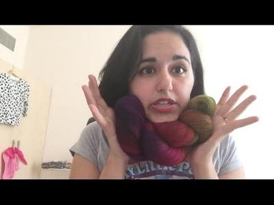 Knitting Expat - Episode 10 - Loop & IKnit Fandango