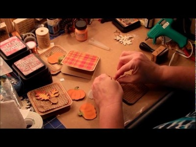 Last Minute Thanksgiving Projects Tutorial