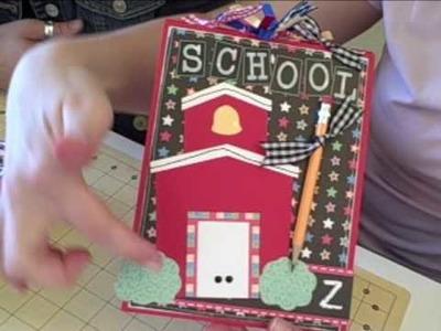 Leah's Scrapbook Room vBlog No. 64