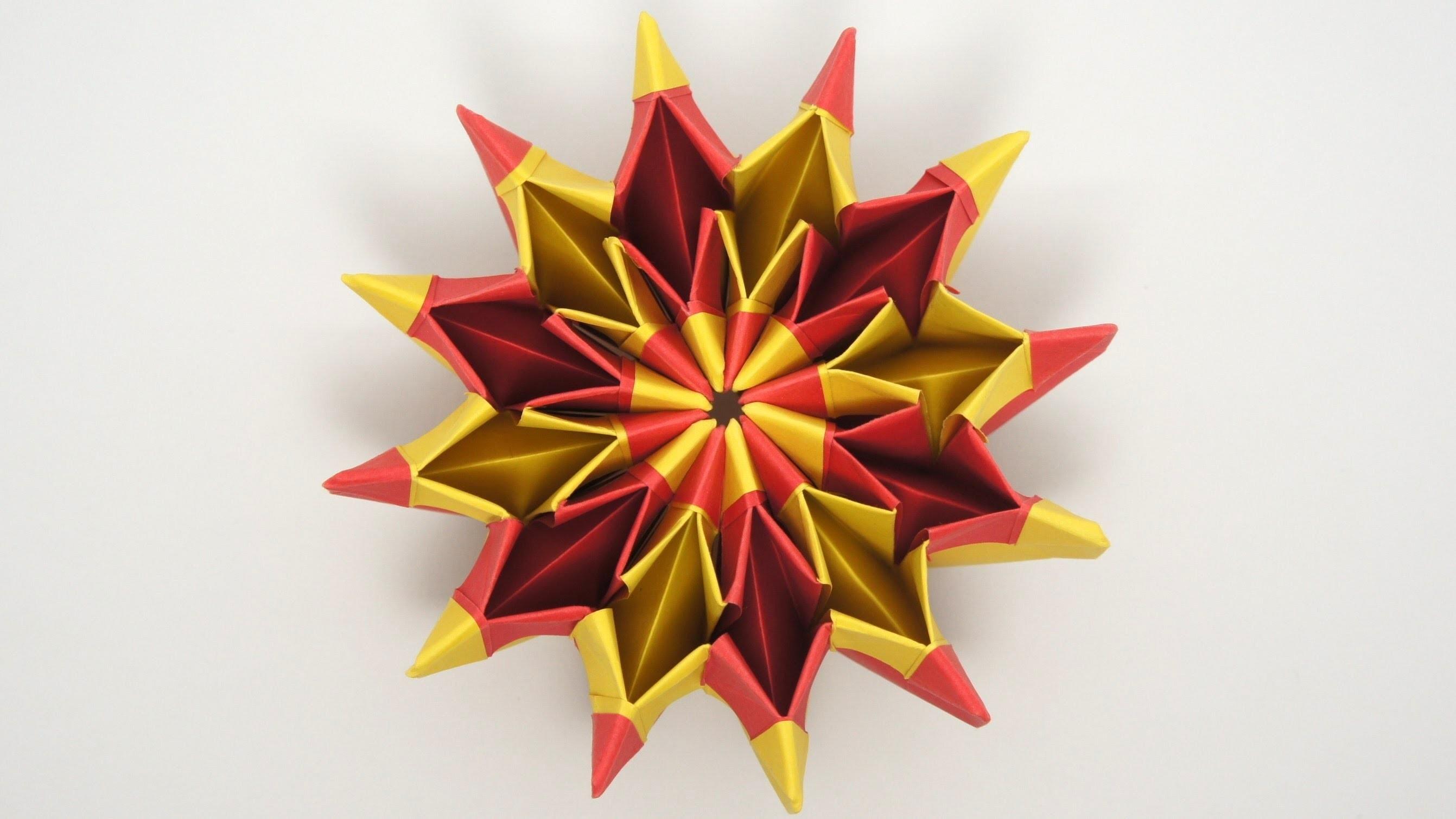 Origami Fireworks (Yami Yamauchi) - remake