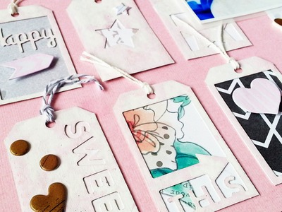 Scrapbooking Process- December Hip Kit Club Kits