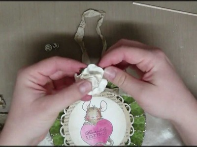 Stamping & More #32 - Christmas Ornament